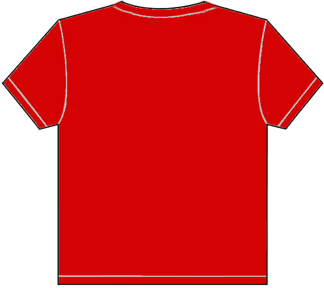 red shirt clipart clipart suggest