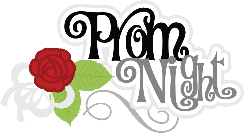 Prom Night Svg Scrapbook Title Prom Svg Files Corsage Svg File Prom