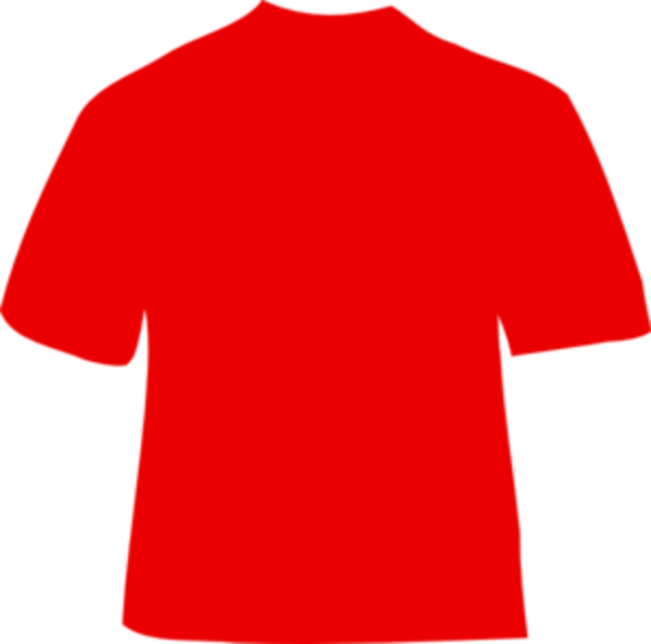 Red T Shirt Md Image