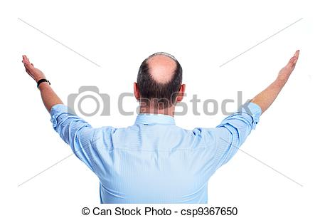 Stock Photo   Hair Loss  Bald Man    Stock Image Images Royalty Free