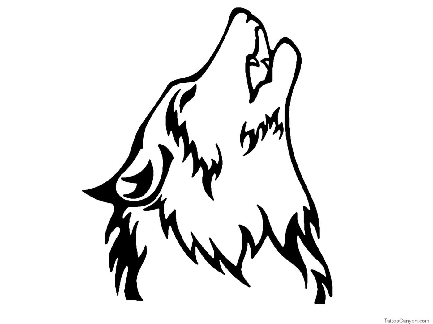 Ausmalbilder gratis wolf Wolf ausmalbilder