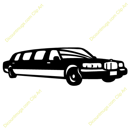 Wedding Limo Clipart - Clipart Kid