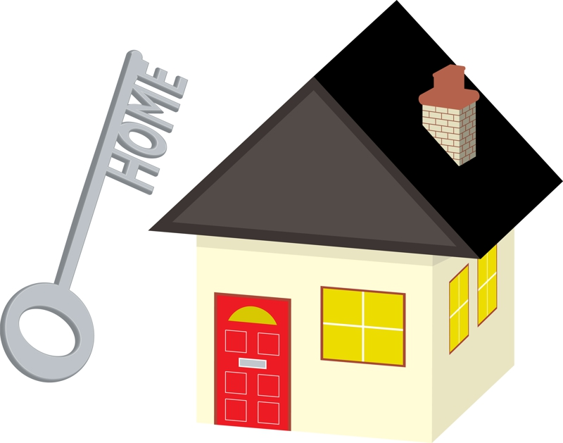 New House Clipart - Cl...