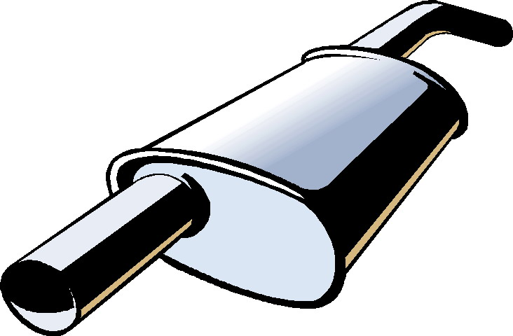 Exhaust Clipart 4101 Exhaust Pipe Tube Clipart Picture Jpg