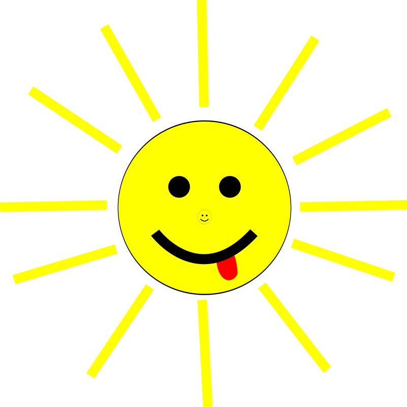 Funny Sun Face Cartoon By Palomaironique   Funny Sun Face Cartoon