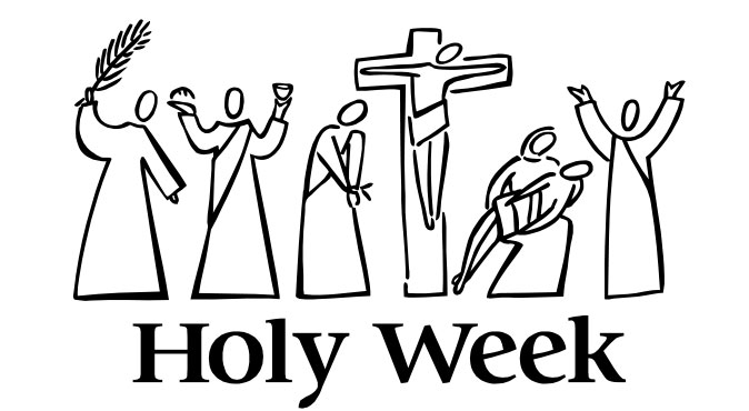 Holy Week 2015   Christ The King All Welcome