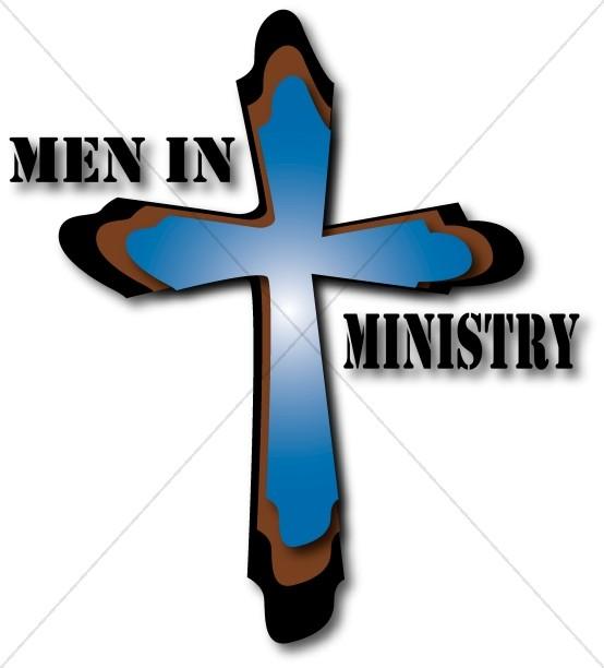 Men S Ministry Word Art