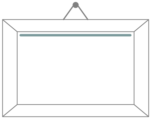 Picture Frame Clipart - Clipart Kid