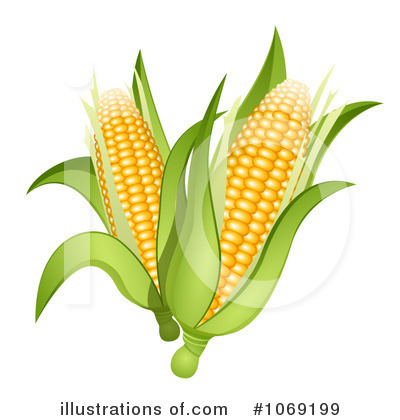 Royalty Free Rf Corn Clipart Illustrations Vector Graphics 1 420
