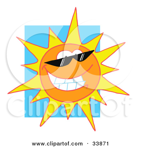 Royalty Free  Rf  Sun Clipart Illustrations Vector Graphics  1