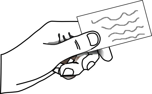 White Hands Giving Offering Clip Art At Clker Com   Vector Clip Art