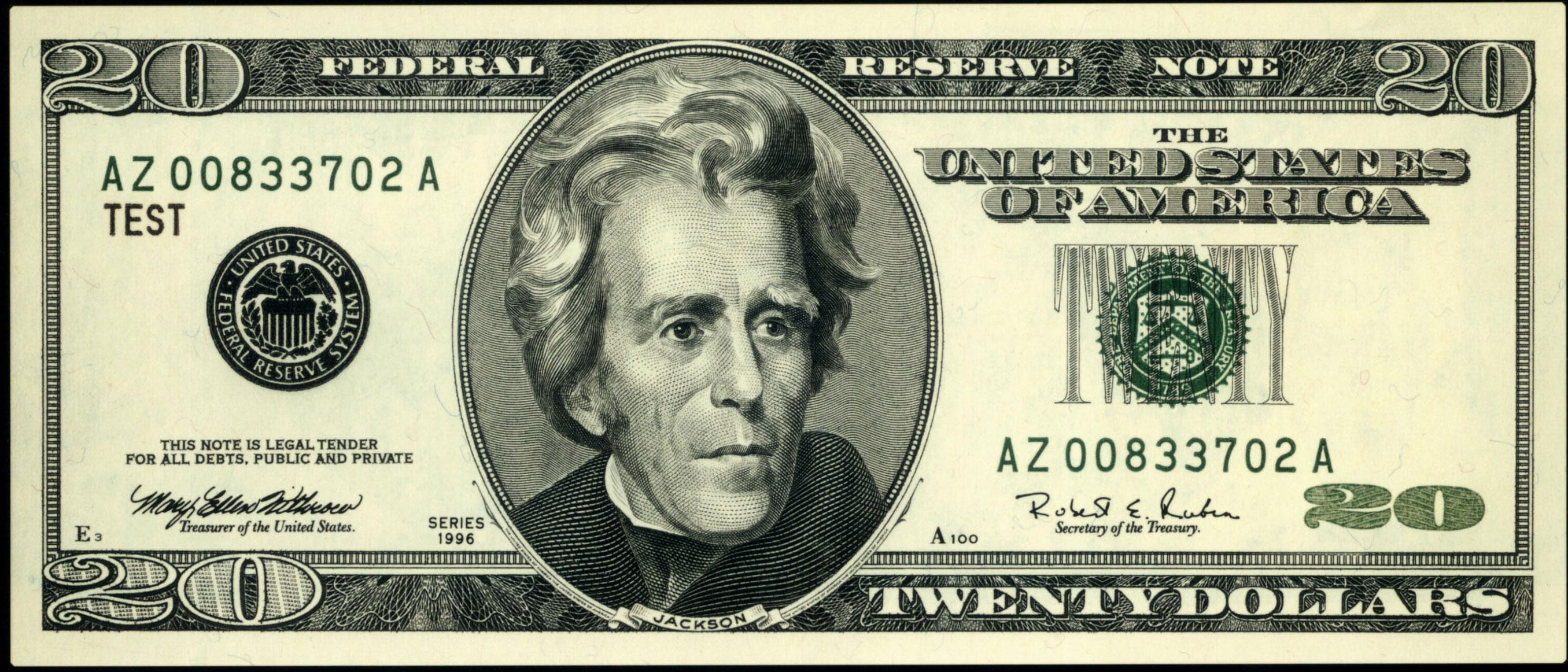 20 Dollar Clipart - Clipart Kid