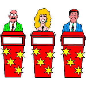 Game Show Contestants 1 Clipart Cliparts Of Game Show Contestants 1