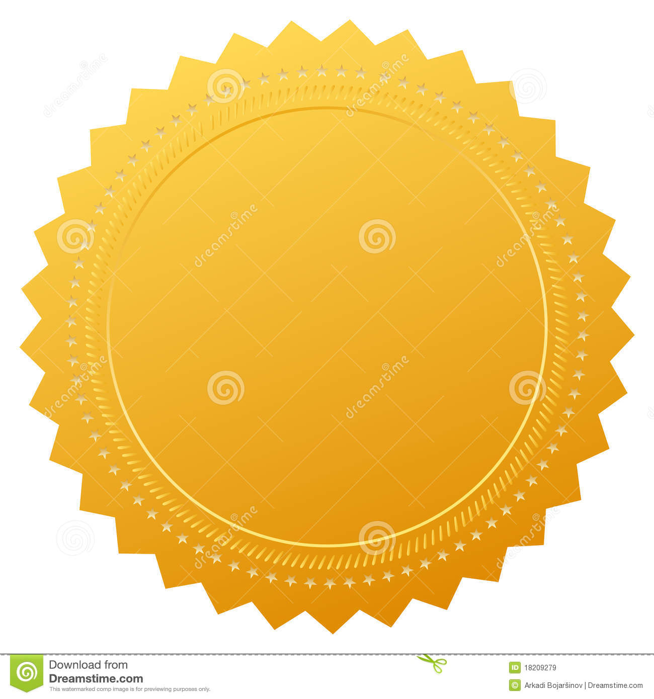 Presidential Gold Seal Clipart   Cliparthut   Free Clipart