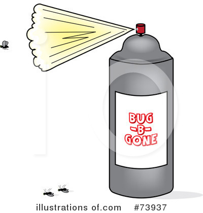 Bug Spray Clip Art