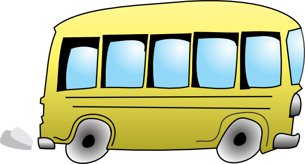 School Bus Clip Art At Clker Com   Vector Clip Art Online Royalty