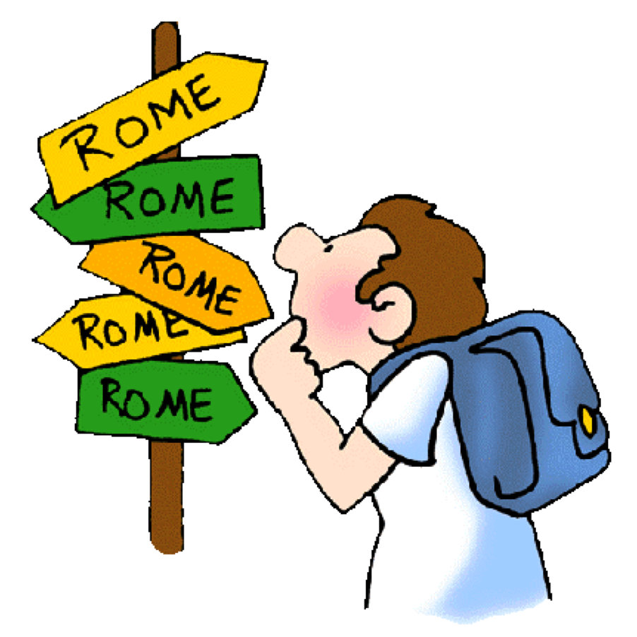 All Roads Lead To Rome   The Backup Team