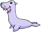 Animals   Aquatic   Seal   Public Domain Clip Art At Wpclipart  Image