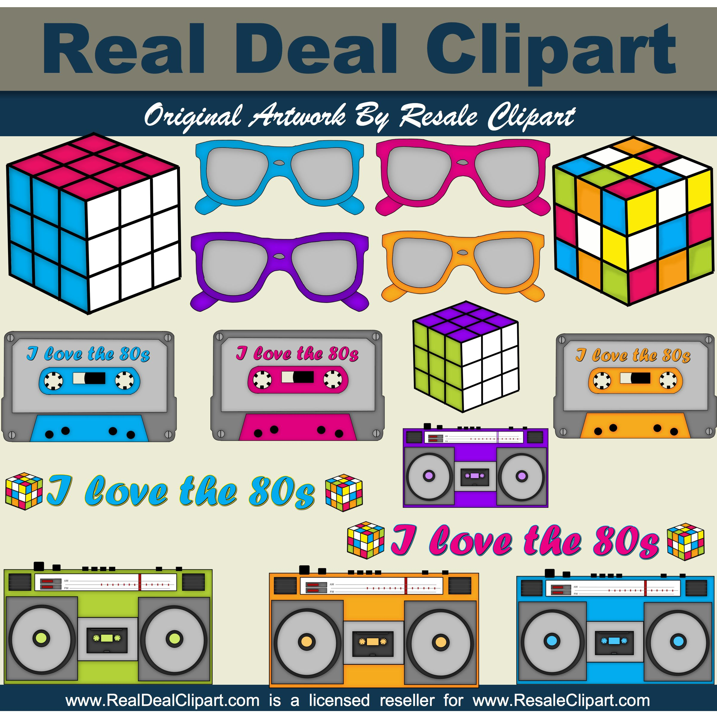 Back   Gallery For   80s Theme Clipart