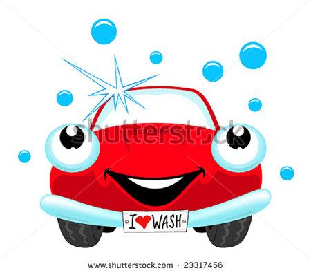 Clean Car Clipart - Clipart Kid