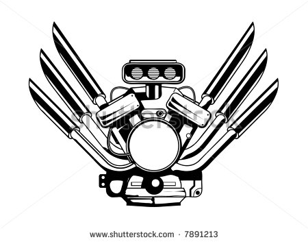 Chopper Bike Stock Photos Images   Pictures   Shutterstock