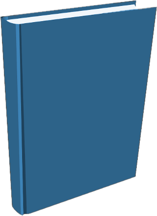 Free Blue Book Clipart   Public Domain Blue Book Clip Art Images And
