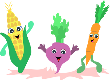 Royalty Free Carrot Clipart
