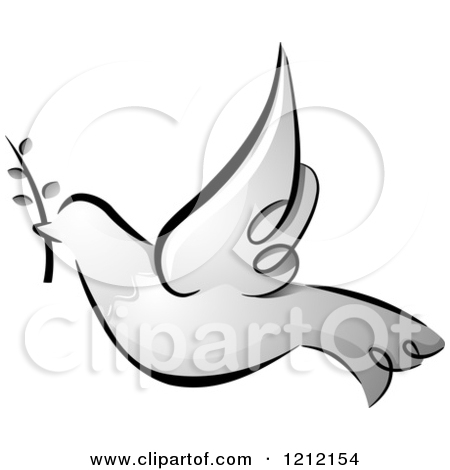 Royalty Free Dove Illustrations By Bnp Design Studio  1