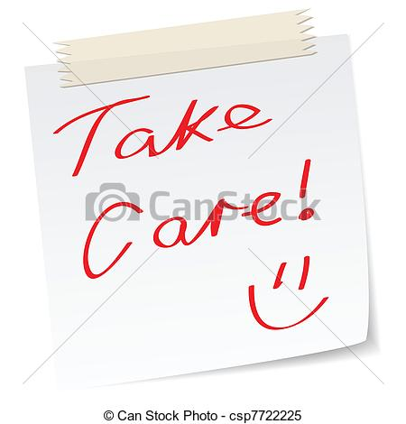 To Take Care Of Clipart Vector   Take Care