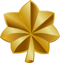 Army  Air Force  And Marine Corps Insignia Of The Rank Of Major