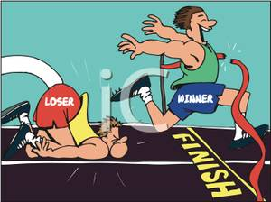 Be A Loser But You Cannot Be Both Unless You Are On Biggest Loser