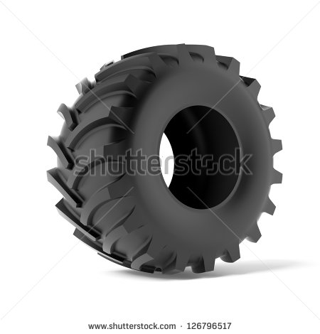 Big Tyre Stock Photos Images   Pictures   Shutterstock