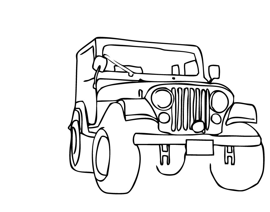 Picture Of Cars Outline Free Cliparts That You Can Download To You