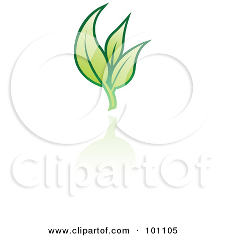 Royalty Free Clipart Illustration Green Ivy Leaf Pic 3 Www Clipartof
