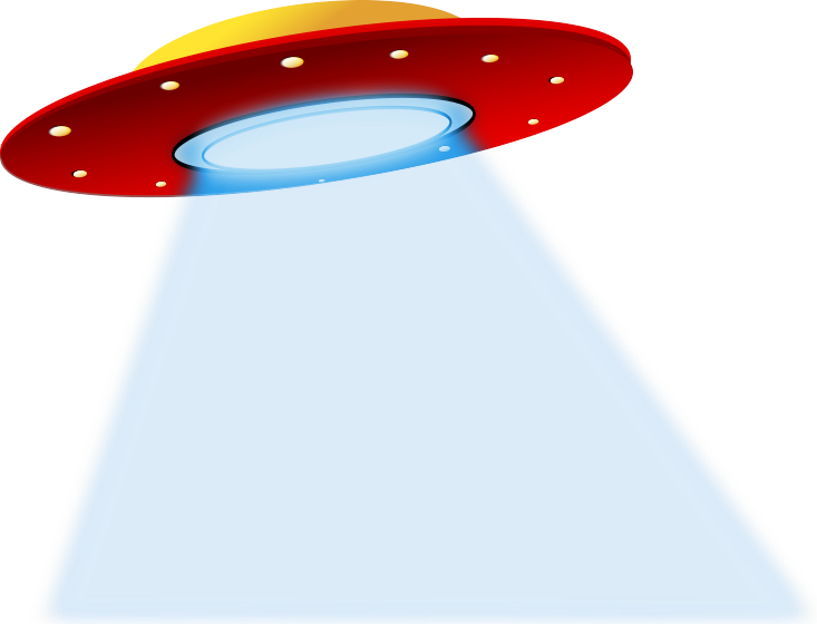 Share Ufo Very Cool Clipart With You Friends