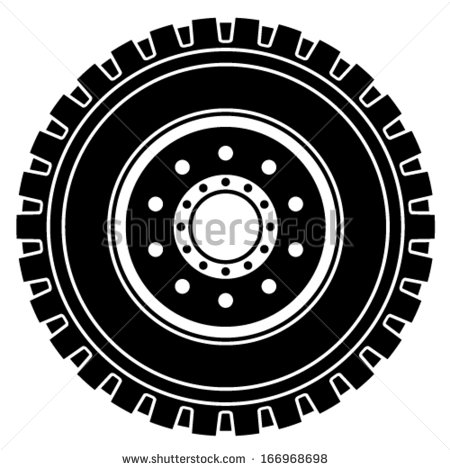 Truck Tire Stock Photos Illustrations And Vector Art