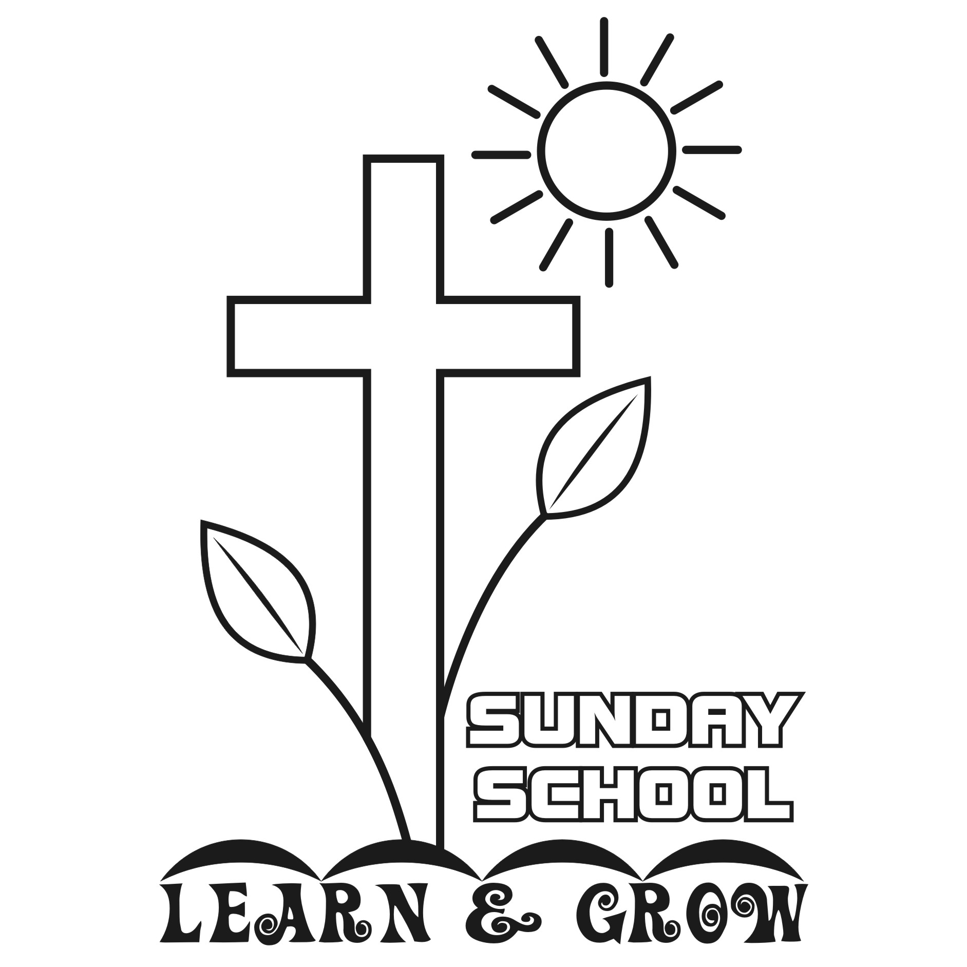 Sunday School Clipart - Clipart Kid