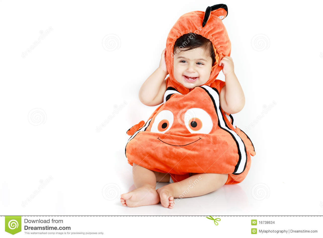 Nemo Baby Stock Images   Image  16738634