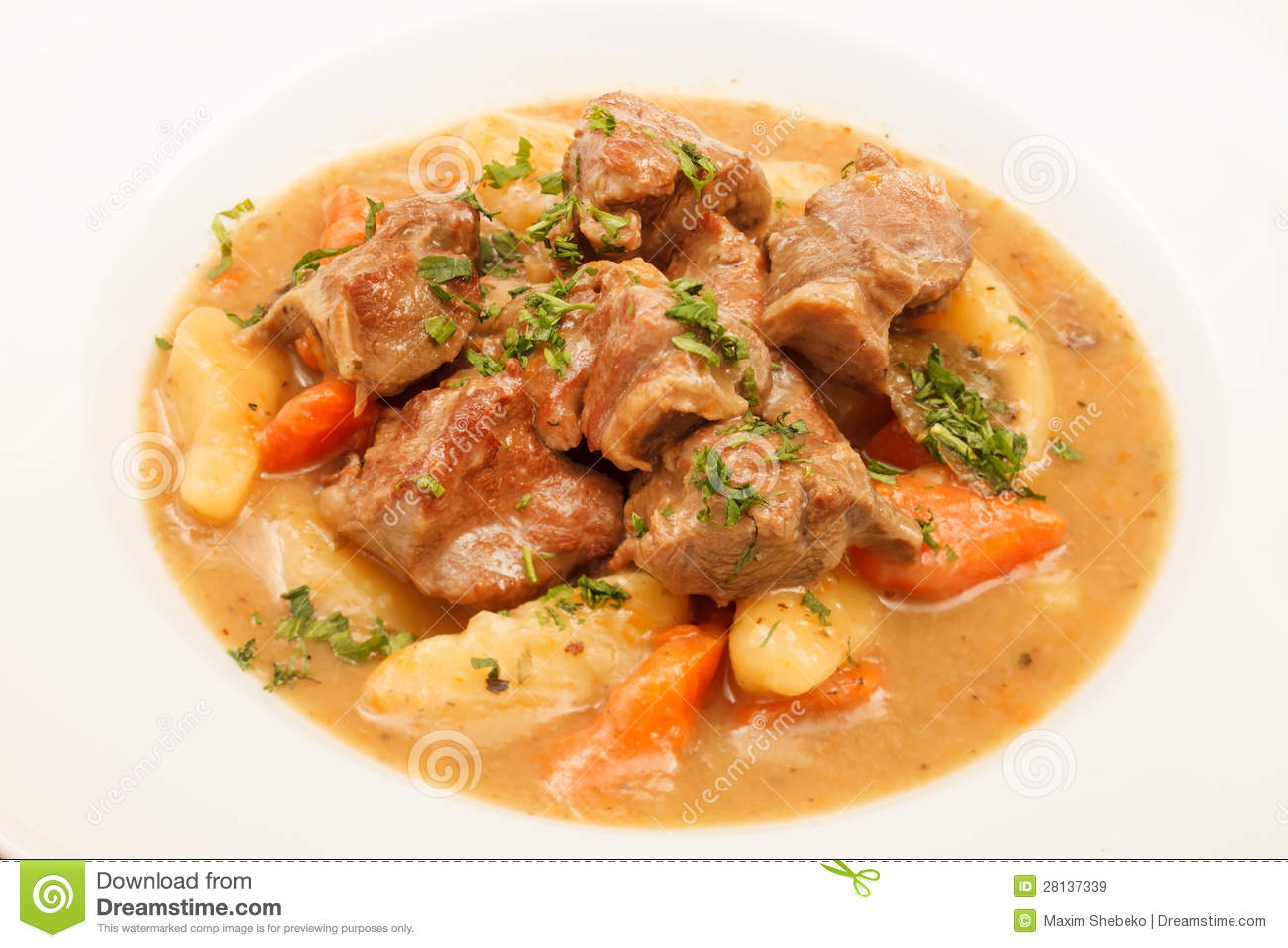 Beef Stew Royalty Free Stock Images   Image  28137339