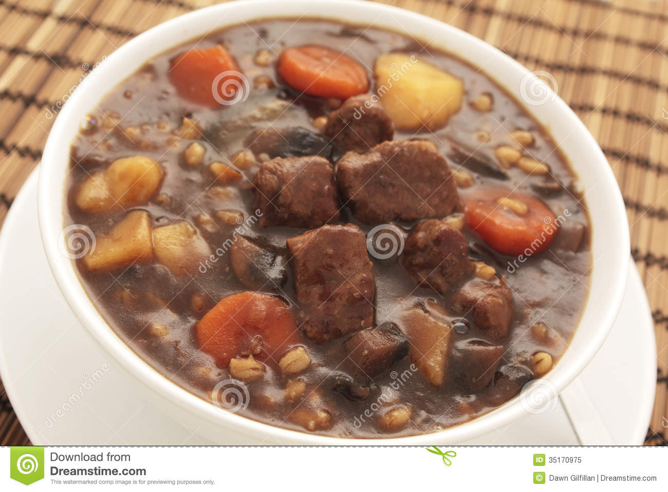 Beef Stew Royalty Free Stock Photo   Image  35170975