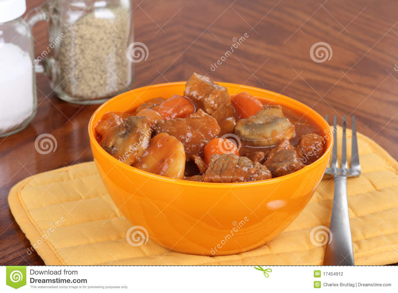 Beef Stew Stock Photography   Image  17454912