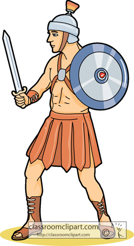 Go Back   Gallery For   Roman Gladiator Clipart