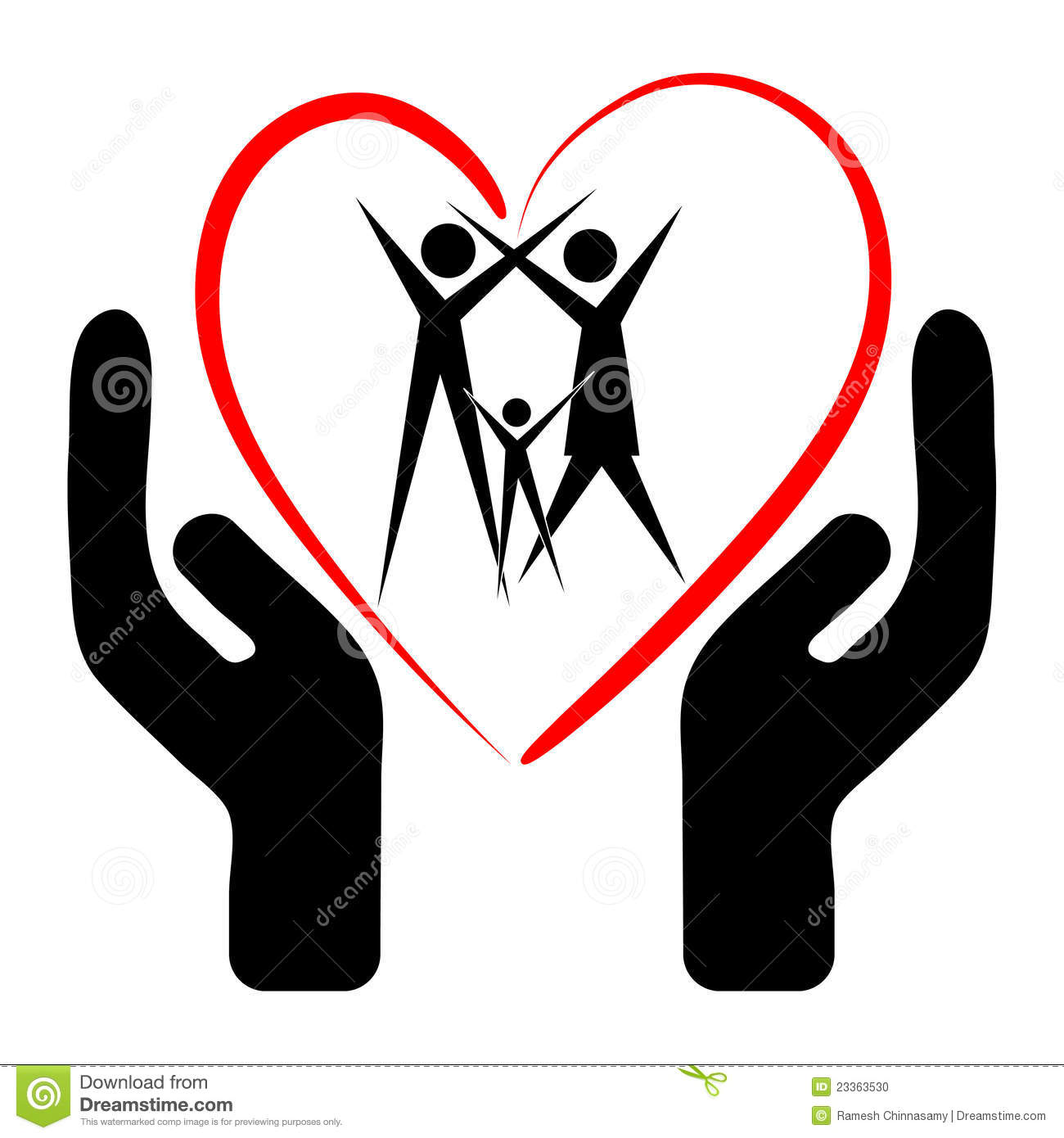 Caring For Others Clipart - Clipart - 110.9KB