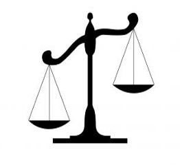 Law Balance Scale   Clipart Best
