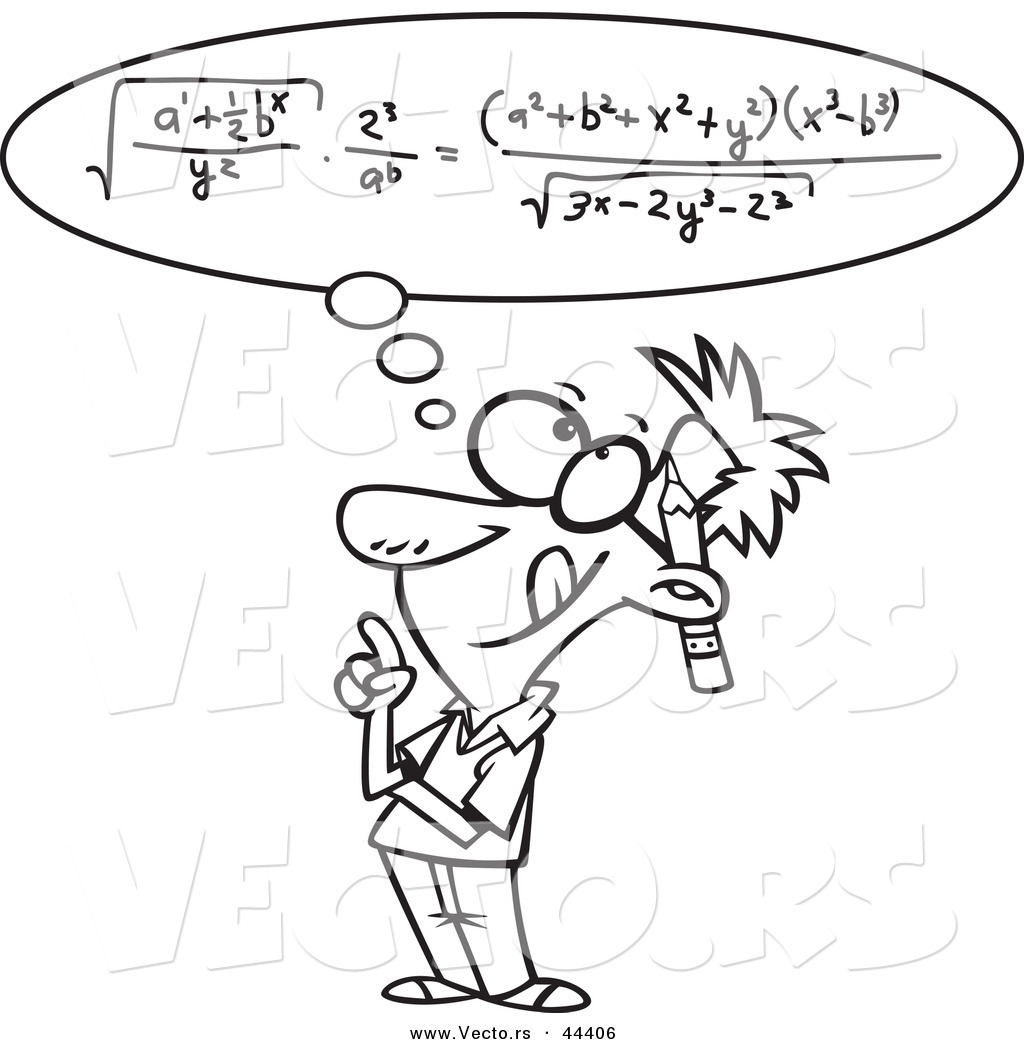 Cool math clipart clipart kid for Cool math coloring pages