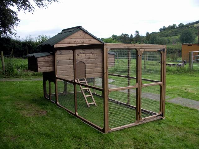 Simple Chicken Coop Plans For Solar Powered Coops   Chicken Coop How