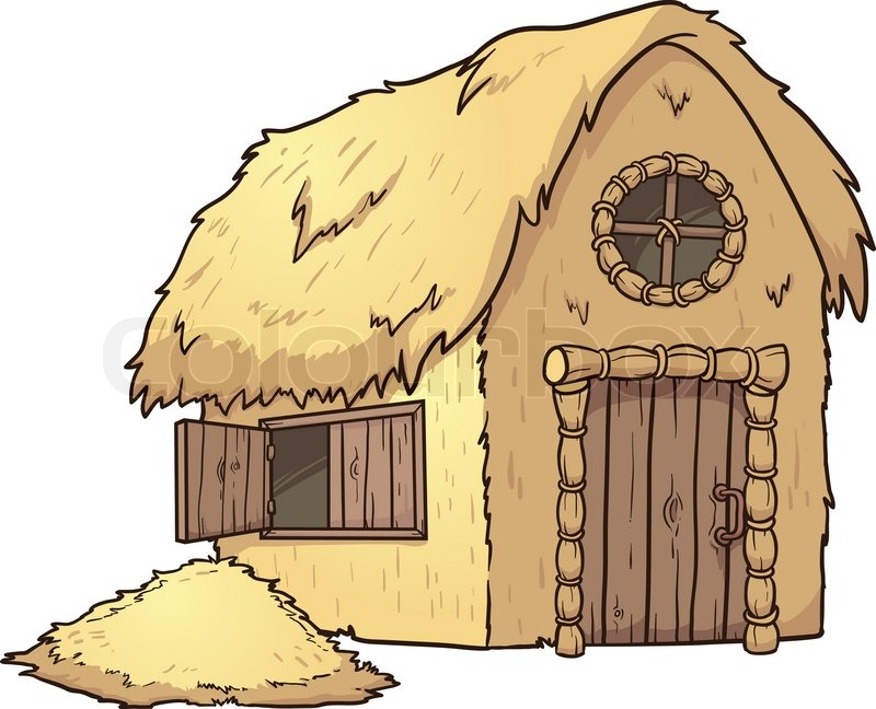 Hay House Clipart - Clipart Suggest