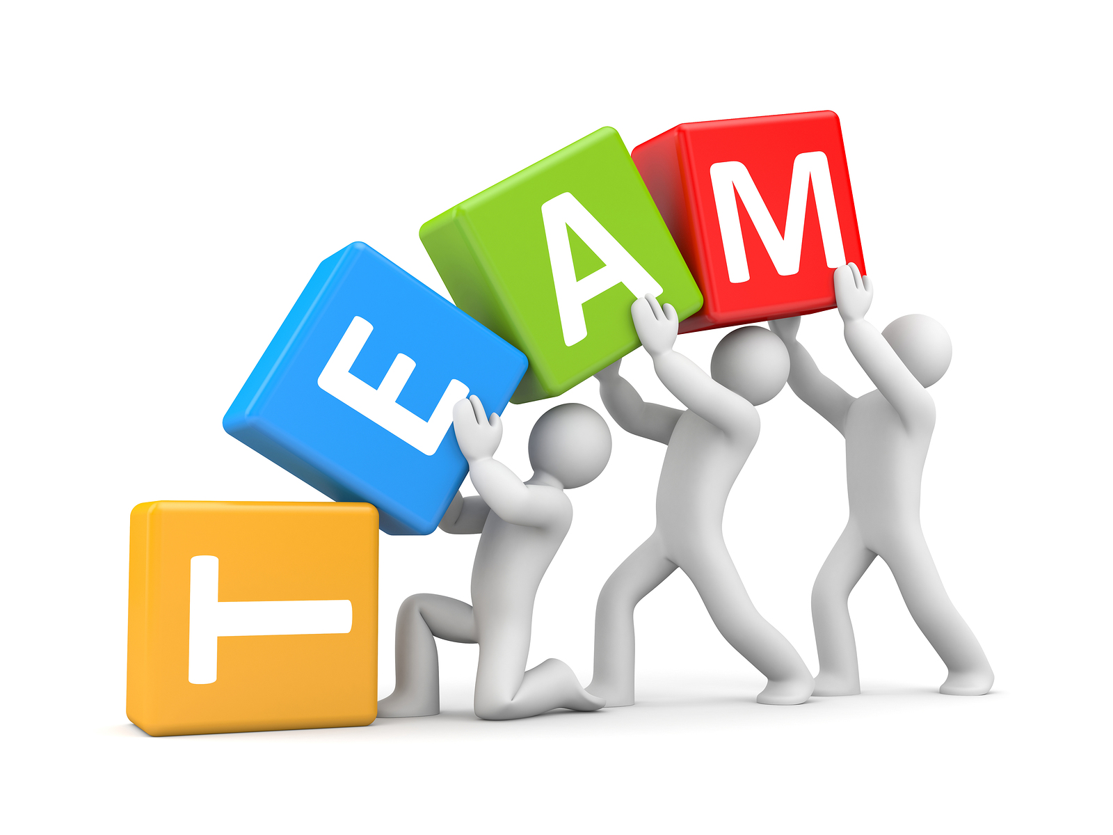 Working Together   Team Building Advice For Small Businesses