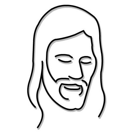 Jesus Christ Savior Clip Art