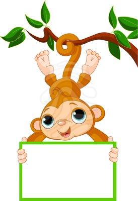 Monkey Clipart No Square Border   Clipart Panda   Free Clipart Images